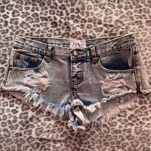 Trashwhore Shorts